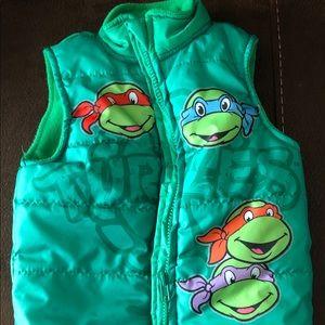 Other - Boy's Size 4T Ninja Turtle Vest